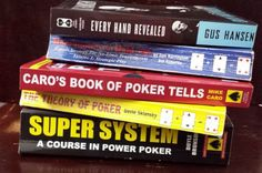 The 10 Most Important Poker Strategy Books Ever Written and Why They're Special