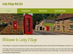 Linby Village website