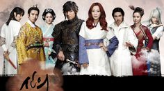 Faith is a time-travelling drama that also contains a bit of fantasy. Description from kellykdramafantasy.wordpress.com. I searched for this on bing.com/images