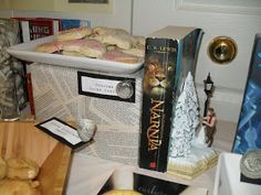 Nerdy Sarah: Book Exchange Party