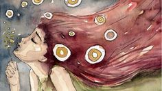Find Watercolor Illustration Depicting Portrait Beautiful Young stock images in HD and millions of other royalty-free stock photos, illustrations and vectors in the Shutterstock collection. Thousands of new, high-quality pictures added every day. Dalai Lama, Watercolor Illustration, Watercolor Art, Persona Feliz, Pretty Songs, Cystic Fibrosis, Blowing Bubbles, Watercolor Portraits, Happy People