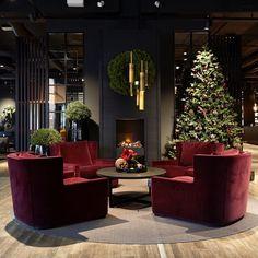 Home Fashion, Christmas Ideas, Interiors, Living Room, Elegant, Bedroom, House Styles, Board, Instagram