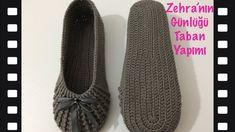 Crochet Sandals, Crochet Slippers, Moda Emo, Tabata, Yeezy, Adidas Sneakers, Knitting, Pattern, Fashion Trends