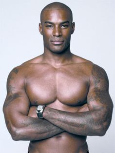 oh yes please.........Tyson Beckford (Calvin Klein model)