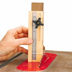 Quick-and-easy height gauge