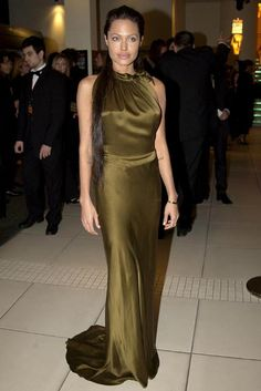 Angelina Jolie's Style In Pictures: We chart Angelina Jolie, the actress, mother and philanthropist's, fashion evolution…