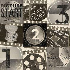 Cinema Patch by SD Graphics Studio Patches, Cinema, Fine Art Prints, Scene, Lights, Studio, Frame, Journaling, Random Stuff