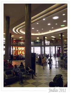 Congonhas Airport, São Paulo, Brazil.