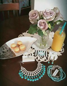 Turquoise and Silver jewelry Lucky Brand earrings, bracelets, rings and necklace. Coquette Collection diciembre 2015 New York