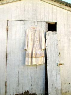 upcycled dress    summer / spring / Upcycled clothing by CreoleSha