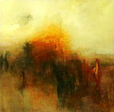 100 x 100 cm. Acrylic on canvas.2009
