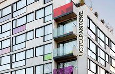 The Pantone Hotel, Brussels
