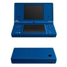 Brand New Nintendo DSi Matte Blue