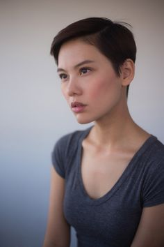 asian pixie hairstyles - Google Search