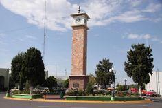 Ciudad Delicias, Chihuahua. Jesús Esparza Flores.