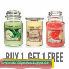 Yankee Candle Coupons Ends of Coupon Promo Codes MAY 2020 ! Means we help charity. Printable Coupons, Free Printable, Printables, Mason Jars, Pizza, Candles, Food, Print Templates, Essen