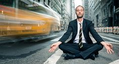 Enjoyed this post byDavid Ferguson. He found the key to meditating is letting go.  For me, successfully meditating has involved letting go of the need to do it well.  I suck at meditating. I'm one of those perennially distracted people who knows they need to meditate, has meditated in the past