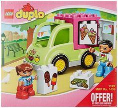 Lego Duplo 10586 Eiswagen