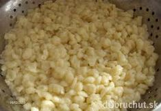 Gnocchi as a side dish - Recipe for every cook, many recipes for pe . - Gnocchi as a side dish – Recipe for every cook, many recipes for baking and cooking. Recipes for - Slovak Recipes, Czech Recipes, Baking Recipes, Snack Recipes, Healthy Recipes, Snacks, Food N, Food And Drink, Haluski Recipe