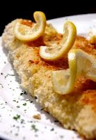 Parmesan Crusted Walleye | recipe from Consummate Sportsman