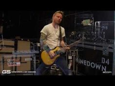 Zach Myers of Shinedown talks about the Zoom G5 Guitar Effects & Amp Simulator pedal