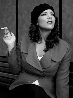 Caro Emerald she the best singer