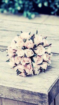Bouquet of roses || tumblr
