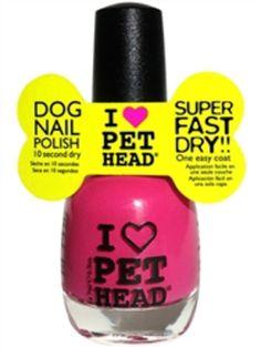 Happy Pink Dog Nail Polish