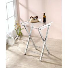 Willa Arlo Interiors Aloysius Folding Tray Table & Reviews