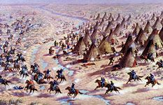 plains indians essay The rise and fall of the plains indians horse cultures pekka h m l inen introduction the thesis in mr h m l inen s article is the horse era began for most.