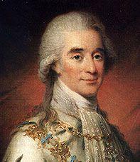 Axel de Fersen - L'AMI INTIME DE LA REINE MARIE-ANTOINETTE (1755-1810)