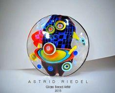 Back to beads! | Astrid Riedel Glass Artist | Bloglovin'