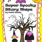 Add a little spooky fun to your reading block with these cute Halloween themed story maps!  There are a total of 10 story maps, 2 of each kind.    ...