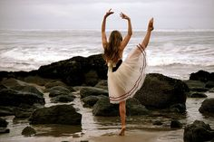 images of ballet beach dance girl rocks inspiring picture on favim com wallpaper Isadora Duncan, Dance Photos, Dance Pictures, Ballet Pictures, Louise Hay Quotes, Ill Always Love You, The Dancer, Dance Like No One Is Watching, Ballet Photography