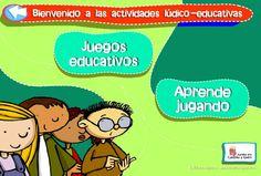 Esta es una aplicación de la Junta de Castilla y León publicada para el alumnado de Educación Infantil proponiendo un variado catálogo de recursos lúdicos para jugar y aprender en vacaciones.