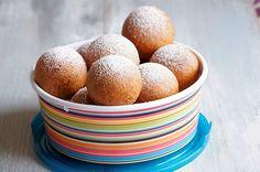 Pączki z serem białym Paleo Bread, Muffin, Dishes, Eat, Cooking, Breakfast, Recipes, Food, Food And Drinks