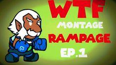 Dota 2 Rampage Zeus WTF Montage Version Episode #1. Dota 2 Funny Moments