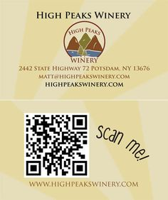 81 Best 80+ Stunning QR CODE Business Cards  images in 2014