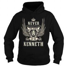 Kenneth Kennethyear ... T-Shirts Hoodie