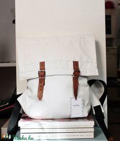 Lulu backpack (partlycloudly) - Meska.hu