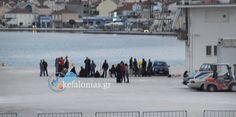 Στο Ιστιοφόρο επέβαιναν 31 λαθρομετανάστες – 27 ενήλικοι και 4 παιδιά Kai, Street View, Italy