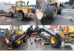 solid tyres for loader