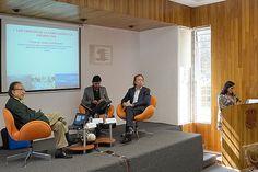 Conferencia: Complejidad y Prospectiva, Dr. Felipe Lara y Dr. Rafael Pérez-Taylor. Modera el Lic. Eric Aguilar. Seminario: Visiones sobre la Mediación Tecnológica en Educación, 13 de junio de 2016.