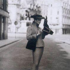 Jacques Fath suit, 1950s
