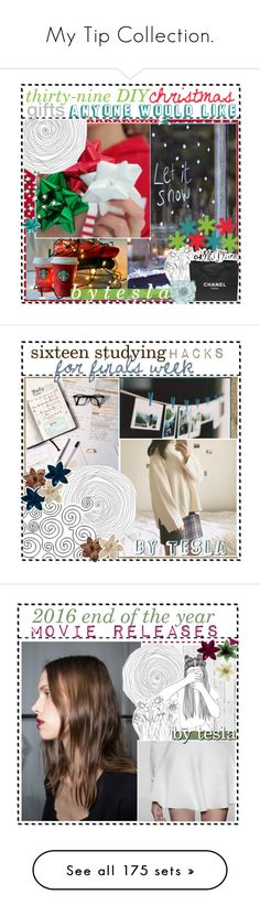 """""""My Tip Collection."""" by thundxrstorms ❤ liked on Polyvore featuring art, kitchen, tipsbytesla, mysheets, teslasthirteendaysofhalloween, modern, country, Hello Darling, living room and vintage"""