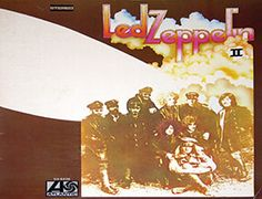 LED ZEPPELIN Album Covers Gallery Collector's Information Guide