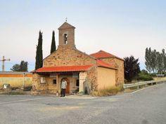 Ermita Ecce Homo, Valdeviejas #León #CaminodeSantiago #LugaresdelCamino