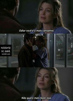 Read Grey's Anatomy from the story Fotos (FECHADO) by with reads. Anatomy Grey, Greys Anatomy Frases, Grey Anatomy Quotes, Series Lgbt, Series Movies, Movies And Tv Shows, Jackson Avery, Meredith And Derek, You Are My Person