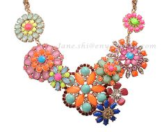 Bubble Necklace Fashion NecklaceStatement от BubbleJewellery, $38.00