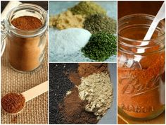 DIY Spice Blends – Cooking Tips – ALL YOU | Deals, coupons, savings, sweepstakes and more…